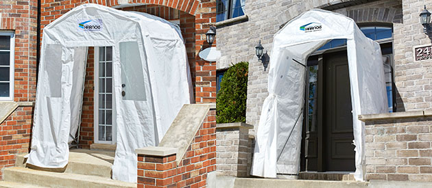 Car Shelters Utility Shelters Vestibule Vince Products